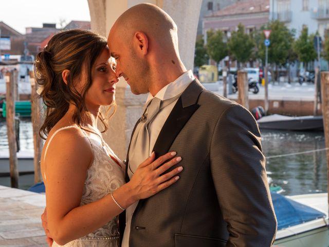 Il matrimonio di Michele e Gloria a Chioggia, Venezia 41