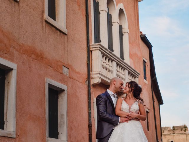 Il matrimonio di Michele e Gloria a Chioggia, Venezia 44