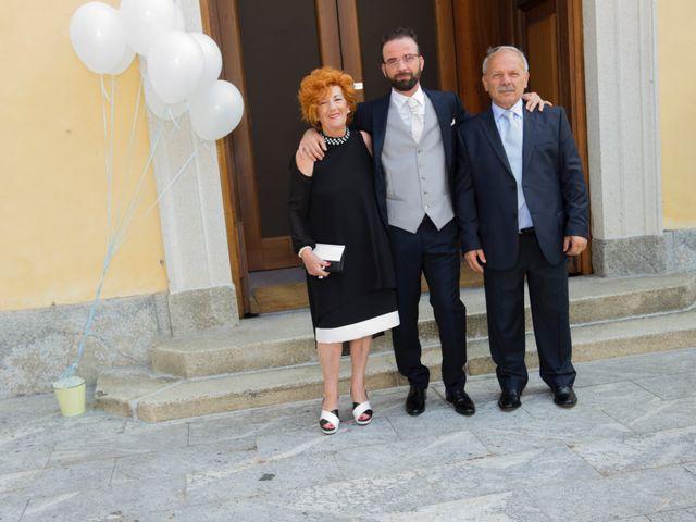 Il matrimonio di Filippo e Pamela a Vanzago, Milano 4