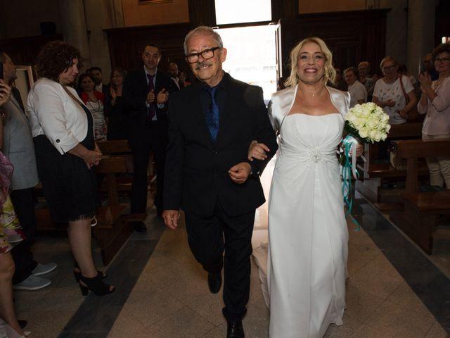 Il matrimonio di Filippo e Pamela a Vanzago, Milano 6