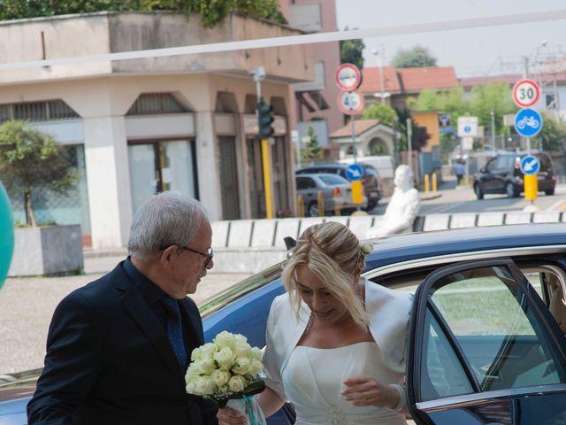 Il matrimonio di Filippo e Pamela a Vanzago, Milano 7