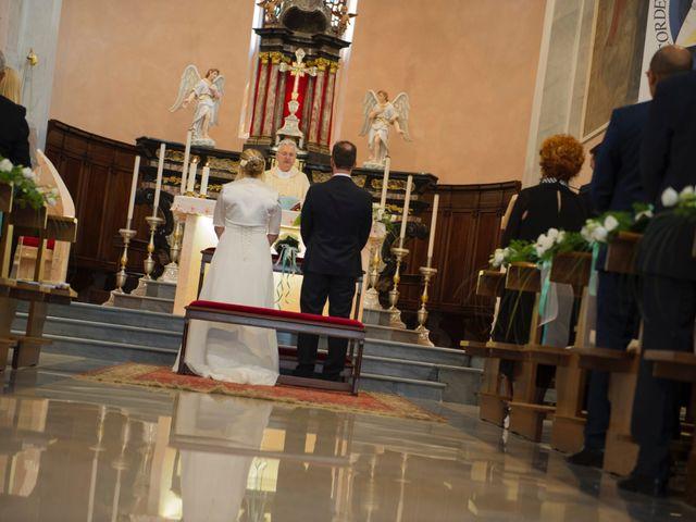 Il matrimonio di Filippo e Pamela a Vanzago, Milano 9