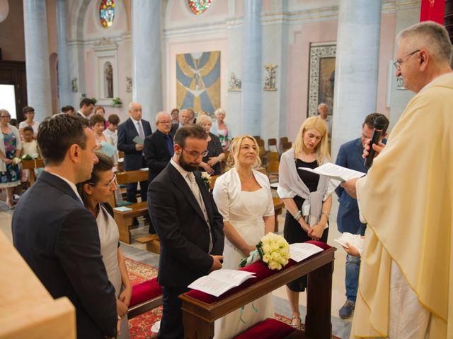 Il matrimonio di Filippo e Pamela a Vanzago, Milano 11