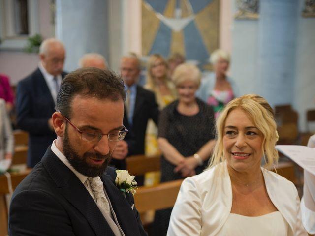 Il matrimonio di Filippo e Pamela a Vanzago, Milano 12