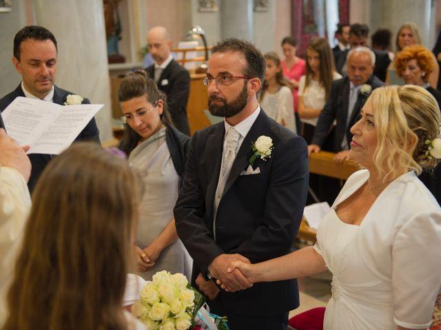 Il matrimonio di Filippo e Pamela a Vanzago, Milano 14