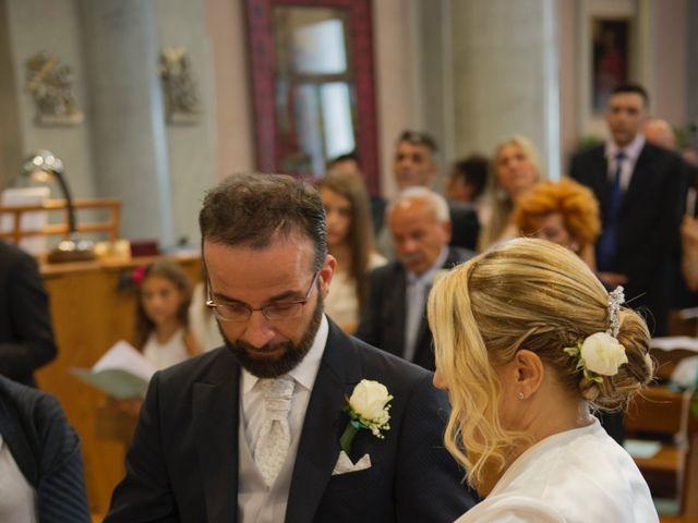 Il matrimonio di Filippo e Pamela a Vanzago, Milano 15