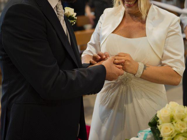 Il matrimonio di Filippo e Pamela a Vanzago, Milano 16