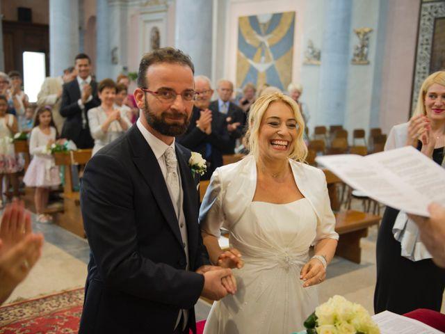 Il matrimonio di Filippo e Pamela a Vanzago, Milano 17