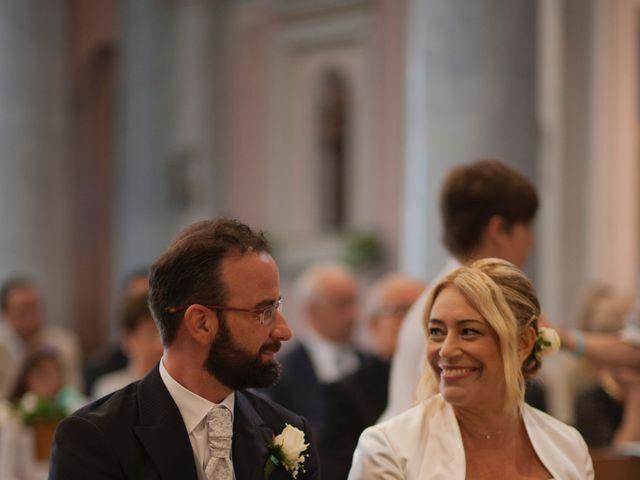 Il matrimonio di Filippo e Pamela a Vanzago, Milano 18