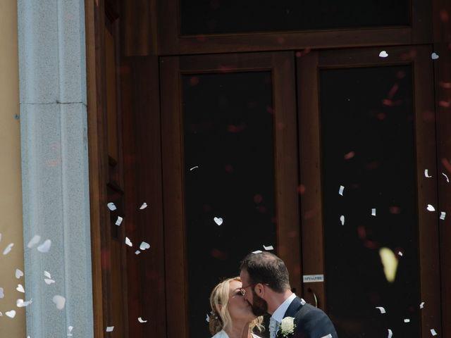 Il matrimonio di Filippo e Pamela a Vanzago, Milano 20