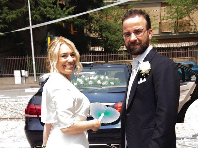 Il matrimonio di Filippo e Pamela a Vanzago, Milano 21