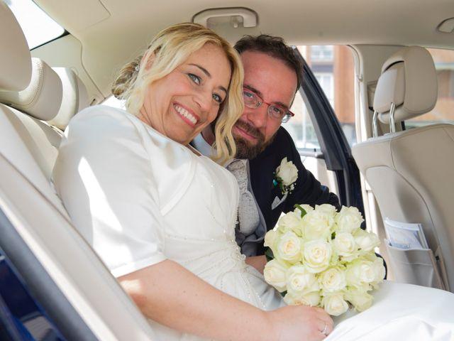 Il matrimonio di Filippo e Pamela a Vanzago, Milano 22