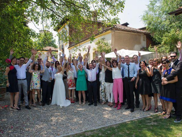 Il matrimonio di Filippo e Pamela a Vanzago, Milano 26
