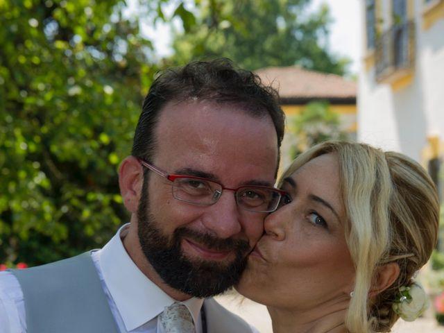 Il matrimonio di Filippo e Pamela a Vanzago, Milano 27