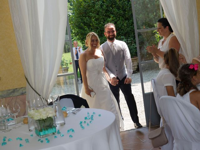 Il matrimonio di Filippo e Pamela a Vanzago, Milano 29