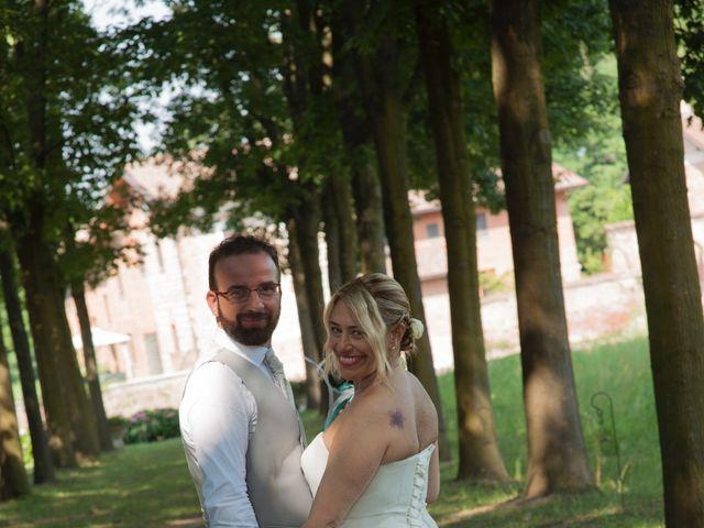 Il matrimonio di Filippo e Pamela a Vanzago, Milano 32