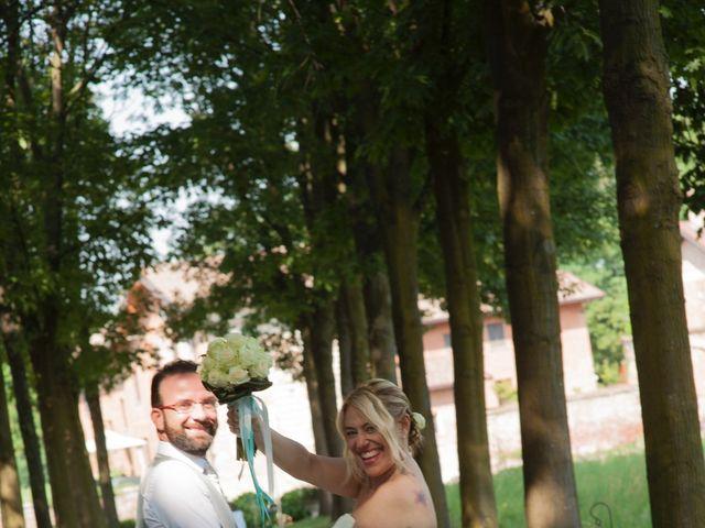 Il matrimonio di Filippo e Pamela a Vanzago, Milano 33