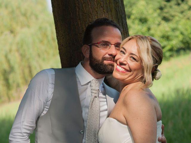 Il matrimonio di Filippo e Pamela a Vanzago, Milano 35