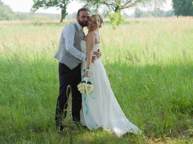 Il matrimonio di Filippo e Pamela a Vanzago, Milano 1