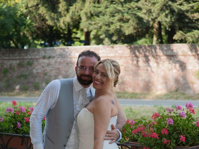 Il matrimonio di Filippo e Pamela a Vanzago, Milano 38