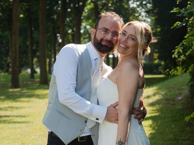 Il matrimonio di Filippo e Pamela a Vanzago, Milano 39