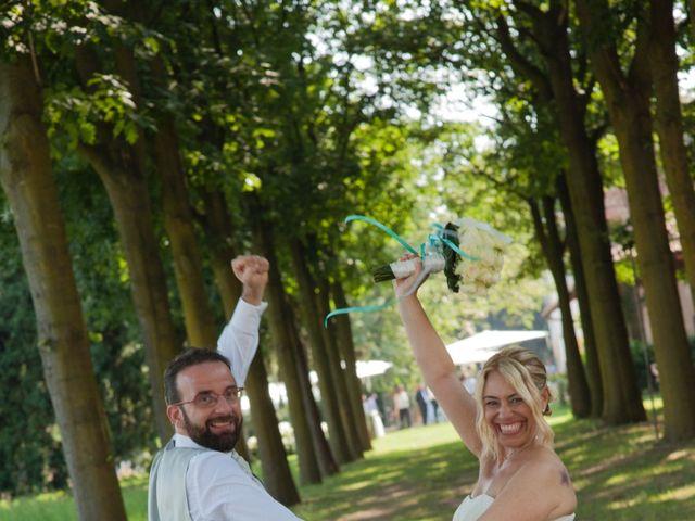 Il matrimonio di Filippo e Pamela a Vanzago, Milano 40