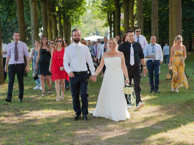 Il matrimonio di Filippo e Pamela a Vanzago, Milano 47