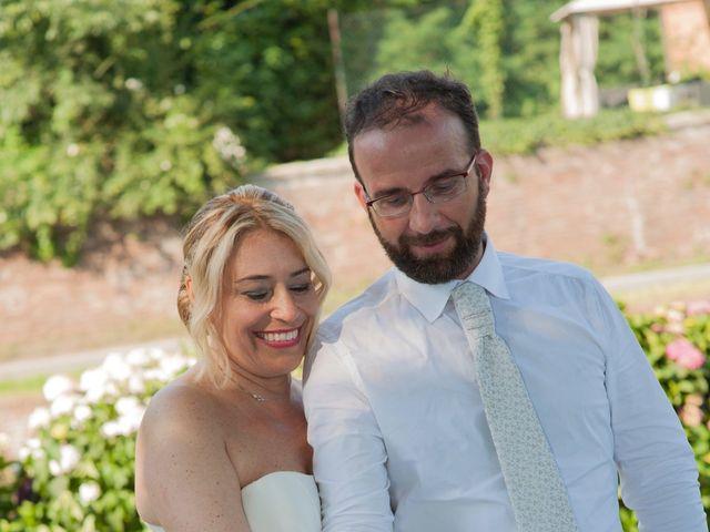 Il matrimonio di Filippo e Pamela a Vanzago, Milano 48