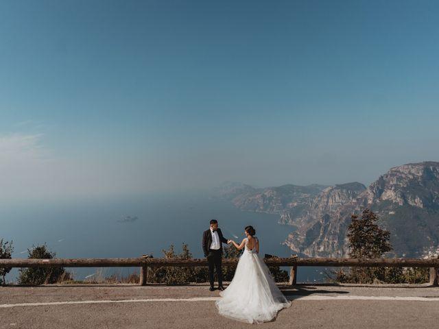 Il matrimonio di Maurizio e Susy a Maiori, Salerno 7