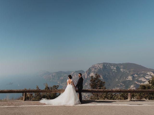 Il matrimonio di Maurizio e Susy a Maiori, Salerno 8