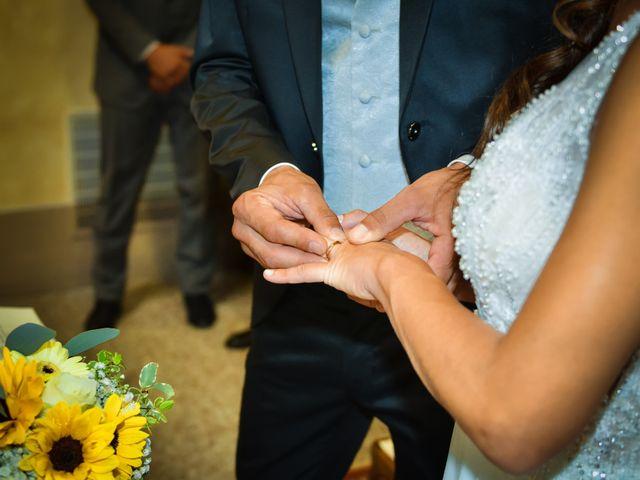Il matrimonio di Andrea e Valeria a Fortunago, Pavia 16