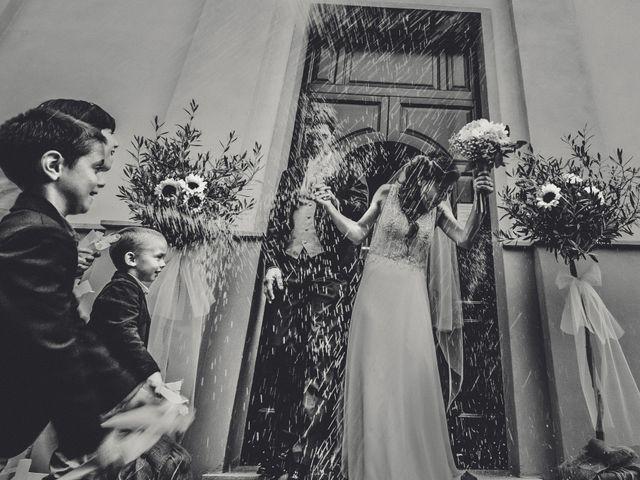 Il matrimonio di Andrea e Valeria a Fortunago, Pavia 20