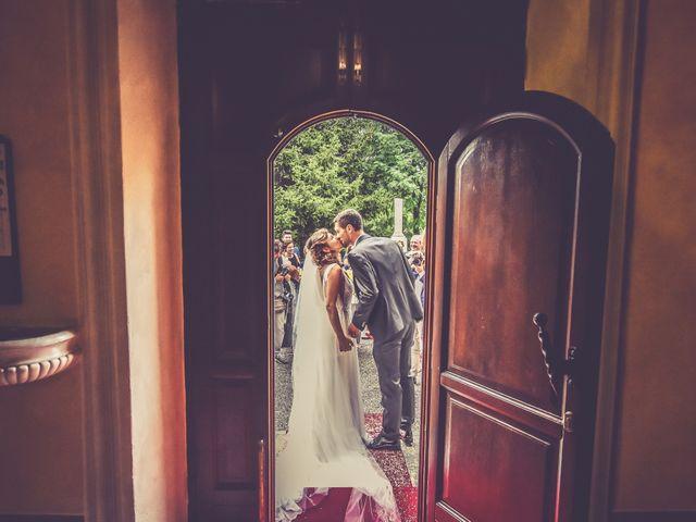 Il matrimonio di Andrea e Valeria a Fortunago, Pavia 21