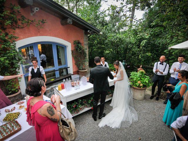 Il matrimonio di Andrea e Valeria a Fortunago, Pavia 22