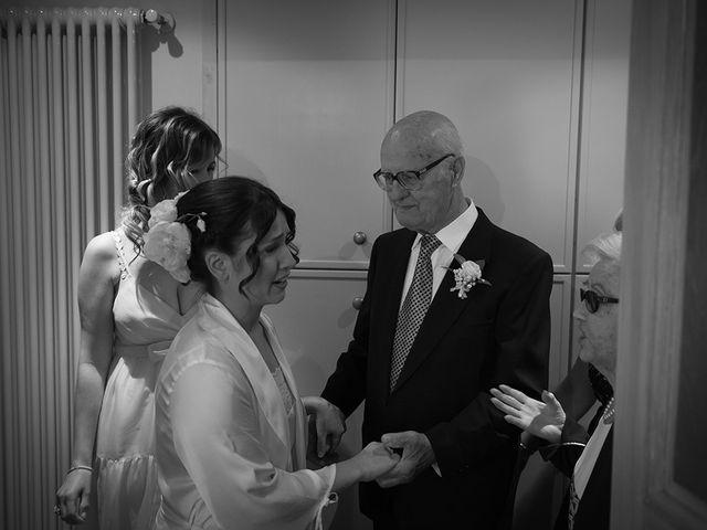 Il matrimonio di Simone e Giorgia a Bagnone, Massa Carrara 15