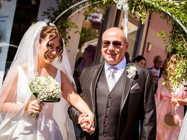 Il matrimonio di Simone e Giorgia a Bagnone, Massa Carrara 18