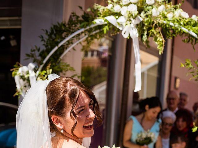 Il matrimonio di Simone e Giorgia a Bagnone, Massa Carrara 19