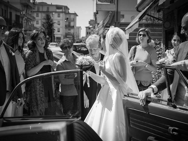 Il matrimonio di Simone e Giorgia a Bagnone, Massa Carrara 20