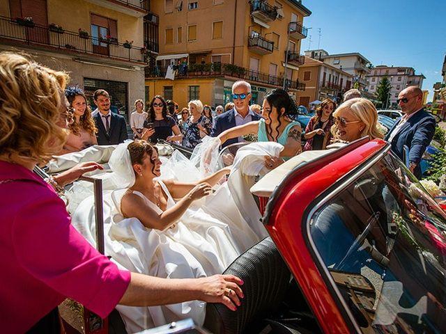 Il matrimonio di Simone e Giorgia a Bagnone, Massa Carrara 21