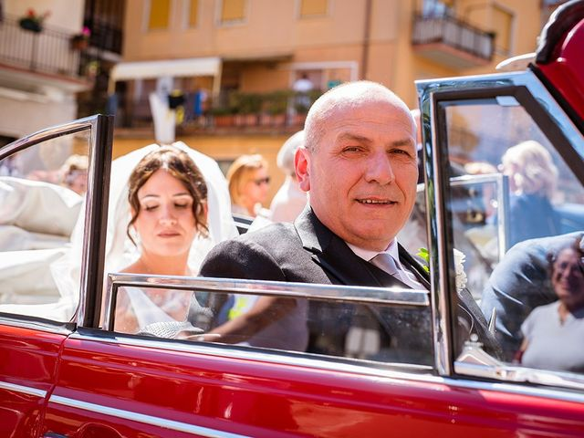 Il matrimonio di Simone e Giorgia a Bagnone, Massa Carrara 22