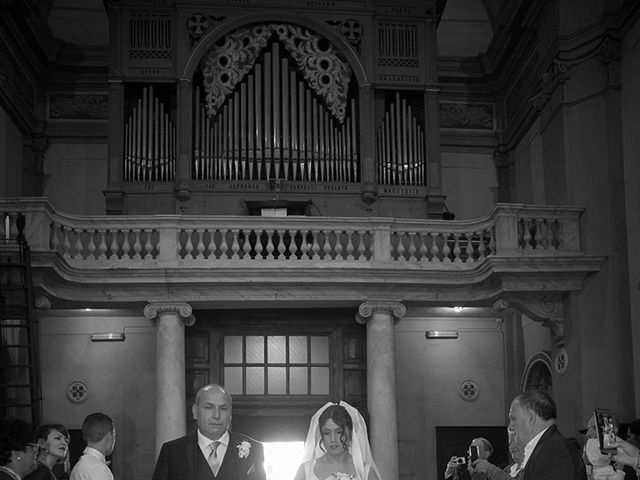 Il matrimonio di Simone e Giorgia a Bagnone, Massa Carrara 25