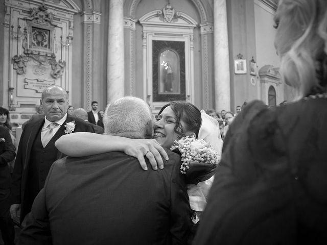 Il matrimonio di Simone e Giorgia a Bagnone, Massa Carrara 26