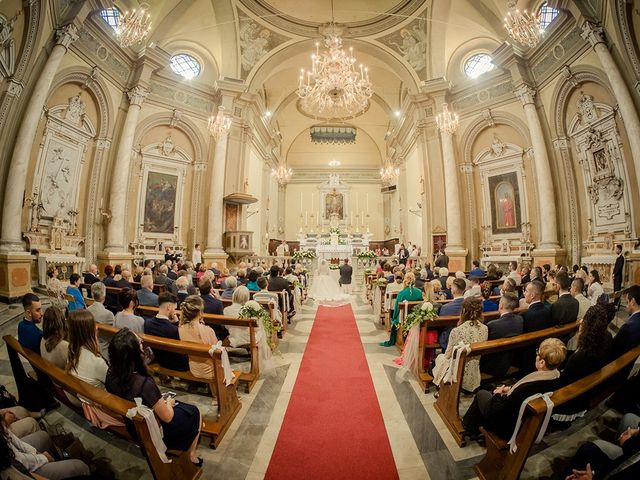 Il matrimonio di Simone e Giorgia a Bagnone, Massa Carrara 27