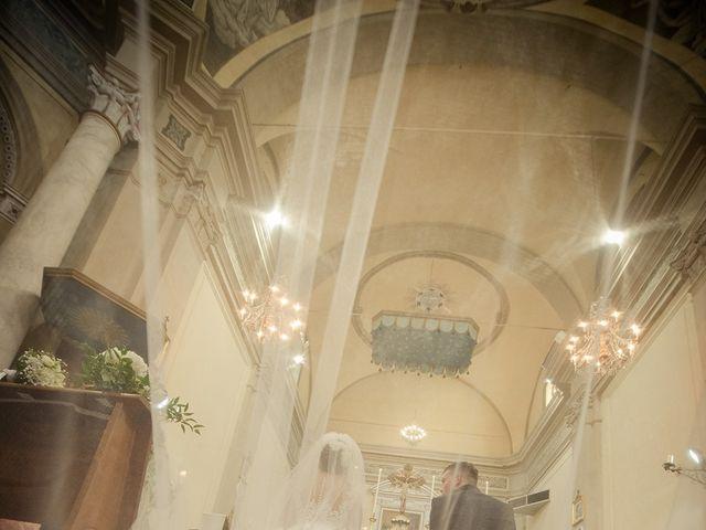 Il matrimonio di Simone e Giorgia a Bagnone, Massa Carrara 28