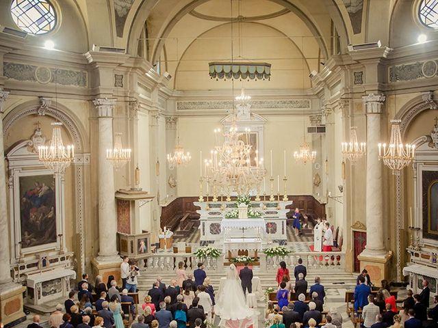 Il matrimonio di Simone e Giorgia a Bagnone, Massa Carrara 29