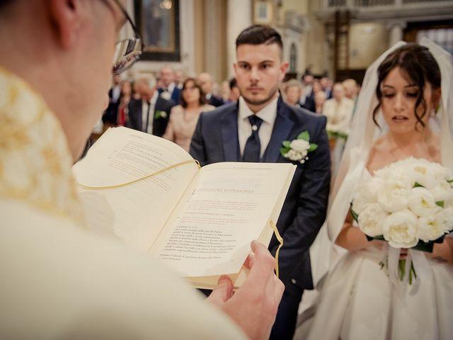 Il matrimonio di Simone e Giorgia a Bagnone, Massa Carrara 30