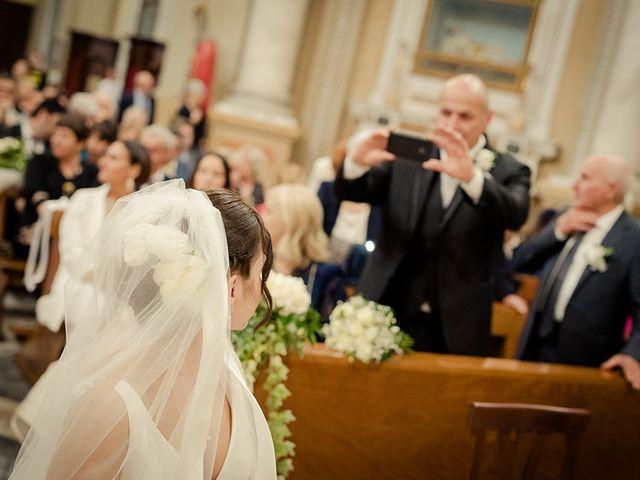 Il matrimonio di Simone e Giorgia a Bagnone, Massa Carrara 33