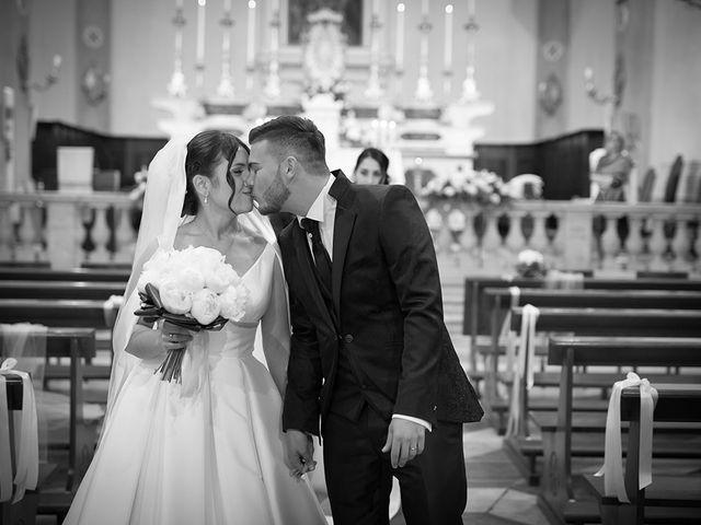 Il matrimonio di Simone e Giorgia a Bagnone, Massa Carrara 35