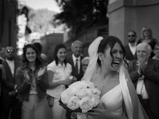Il matrimonio di Simone e Giorgia a Bagnone, Massa Carrara 37