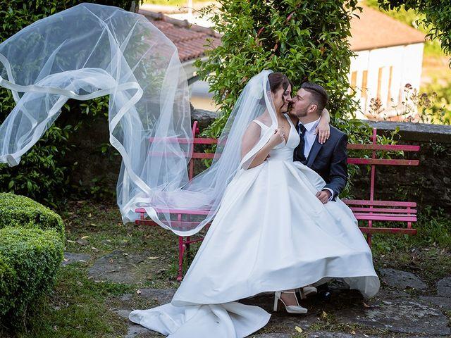 Il matrimonio di Simone e Giorgia a Bagnone, Massa Carrara 39